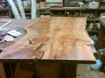 Hand Crafted Wood Table